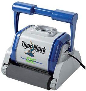 Robot piscine électrique Hayward Tiger Shark QC